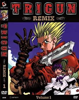 爆売りセール開催中 中古 輸入品 完売 未使用 Trigun 1: DVD Remix Import