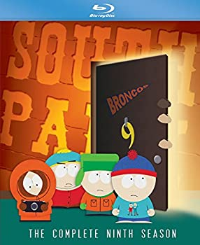 超定番 中古 輸入品 未使用 South Park: the 低価格化 Blu-ray Complete Import Season Ninth