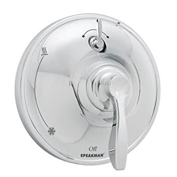 中古 輸入品 未使用 Speakman CPT-10400-P 圧力バランス切替弁 ポリッシュクローム チェルシー シャワーバルブトリム モデル着用&注目アイテム バルブは含まれません 価格交渉OK送料無料