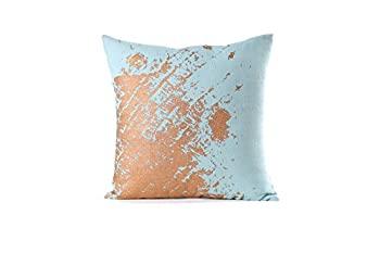 中古 期間限定特別価格 輸入品 未使用 Gitika Goyal クッションカバー Textures Home 国産品 メタル16