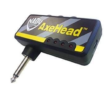 好評受付中 中古 輸入品 未使用 AXEHEAD AMP GUITAR HDPHN 配送員設置送料無料