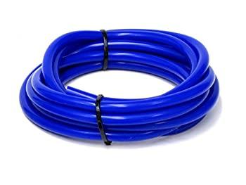 中古 輸入品 出群 未使用 HPS 信託 htsvh5-bluex10ブルー10?'長高温度シリコン真空管ホース 60?PSI 13? 64インチID Maxium圧力