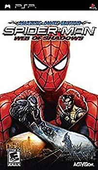 【中古】【輸入品・未使用】SPIDER-MAN WEB OF SHADOWS (PSP 輸入版 北米)日本版PSP動作可