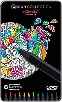 中古 輸入品 未使用 値引き Pencils 与え Conte Colored