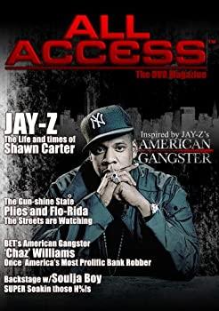 中古 輸入品 未使用 All Access: Gangster Import 送料無料 一部地域を除く American DVD 卸売り