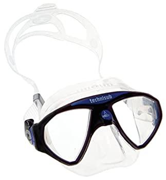 中古 輸入品 未使用 Aqua Lung Micromask Dive 141 Blue 新色 並行輸入 大人気 Mask