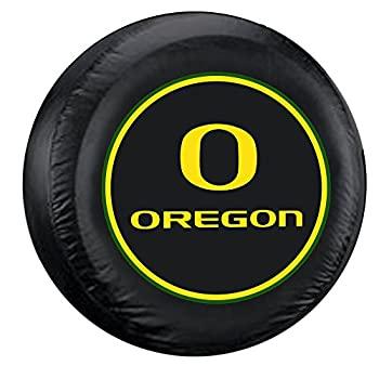 中古 輸入品 未使用 Oregon スペアタイヤカバー 毎日激安特売で 営業中です Ducks ブラック お買得