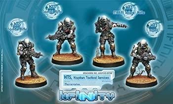 中古 輸入品 未使用 Infinity: Haqqislam Services KTS Tactical - Kaplan 往復送料無料 人気