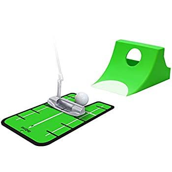 メーカー公式ショップ 中古 輸入品 未使用 GoSports Puttster 物品 - 屋内または屋外で使用可 ゴルフパッティングトレーニングシステム ランプリターンシステムでショートパットを完璧に