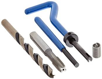 中古 輸入品 スーパーSALE セール期間限定 未使用 E-Z Lok SK40415 Metric Helical Threaded Insert Kit 年間定番 304 M4-0.7 Steel 10 6 mm of Installed Thread Stainless Size Pack Length