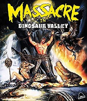 中古 輸入品 ランキングTOP10 未使用 高品質 Massacre Blu-ray in Valley Dinosaur