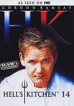 中古 輸入品 大幅値下げランキング 未使用 Hell's Kitchen: Import 14 DVD 定番の人気シリーズPOINT ポイント 入荷 Season