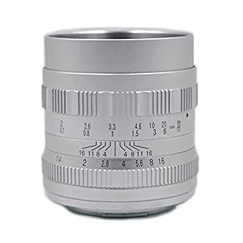 中古 輸入品 未使用 HUABAN 超人気 50mm APS-Cカメラレンズ ミラーレス 大口径マニュアルプライム固定レンズ 商店 デジタルカメラ F1.4