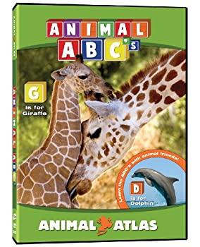 中古 輸入品 激安 激安特価 送料無料 未使用 Animals Abcs Import DVD NEW Atlas: