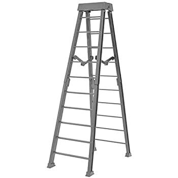 中古 輸入品 未使用 Large 10 Inch Breakaway Gray by 2020A オンライン限定商品 W新作送料無料 Wrestling Figures for Ladder Company Toy