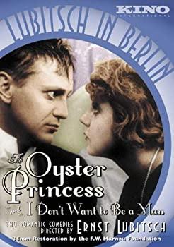 中古 輸入品 未使用 Lubitsch in Berlin: Oyster I Want DVD Don't Import 日時指定 Princess 最安値