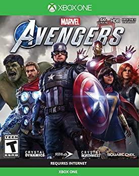 中古 輸入品 未使用 贈呈 Marvel's 輸入版:北米 最安値 XboxOne Avengers -