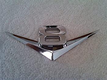 中古 輸入品 未使用 TRUE LINE V6 Automotive 通販 V8 特価 クロームエンブレムバッジトリム