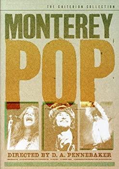 期間限定で特別価格 中古 輸入品 未使用 Criterion Collection: Pop Monterey DVD 希少 Import