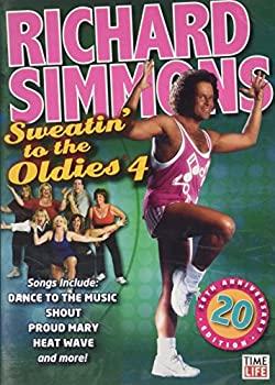 中古 ランキング総合1位 輸入品 未使用 Richard Simmons: to 全国一律送料無料 Sweatin' 4 the Oldies