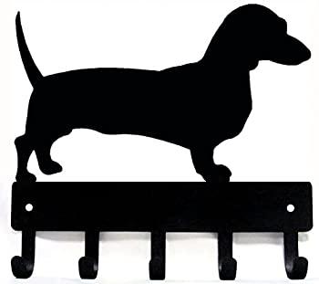 中古 輸入品 未使用 訳あり商品 Large 23cm wide - Rack Dachshund Key Dog Leash レビューを書けば送料当店負担 Hanger