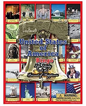 中古 最新号掲載アイテム 輸入品 未使用 USA Bingo Games タイムセール Hammett Lucy by Game