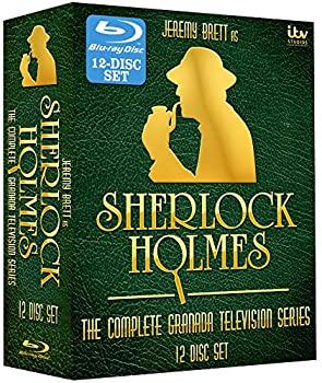 【中古】【輸入品・未使用未開封】Sherlock Holmes: Complete Series [Blu-ray]
