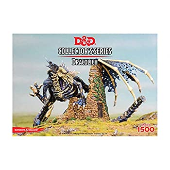 中古 輸入品 未使用未開封 DD Dracolich Miniature Board Collector's Game 爆買い送料無料 評判 Series