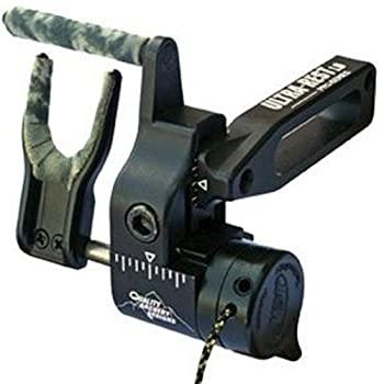中古 輸入品 未使用未開封 Quality Archery 即納最大半額 Products 右手用アローレスト Proシリーズ Ultra 買い取り ブラック Rest