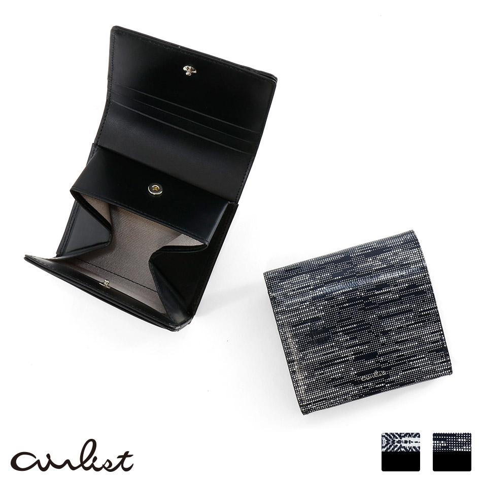 【airlist】ETOFFE エトッフ 中BOX二つ折り財布