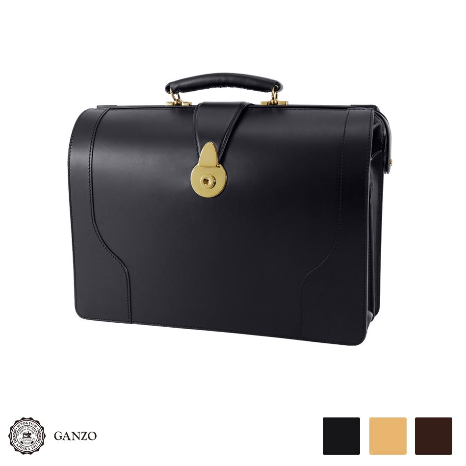 【GANZO】CLASSIC DULLES ガンゾ クラシックダレス ダレスバッグ メンズバッグ