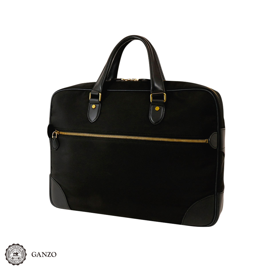 【GANZO】 NALYA ナリア ブリーフケース ビジネスバッグ