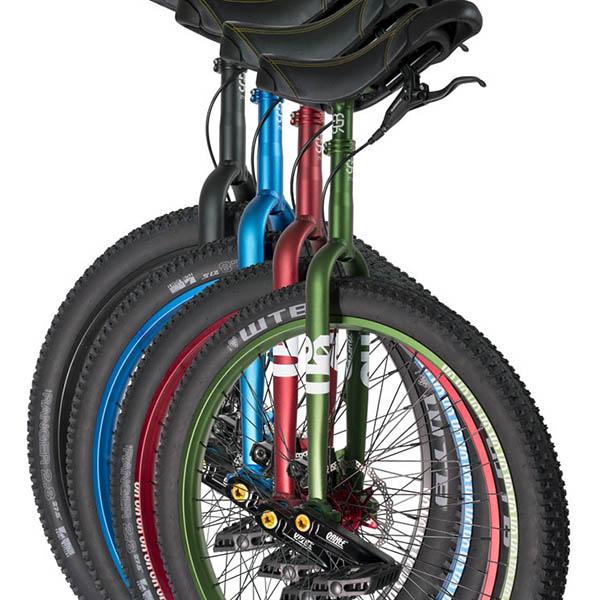 QU-AX - #RGB [24] 一輪車