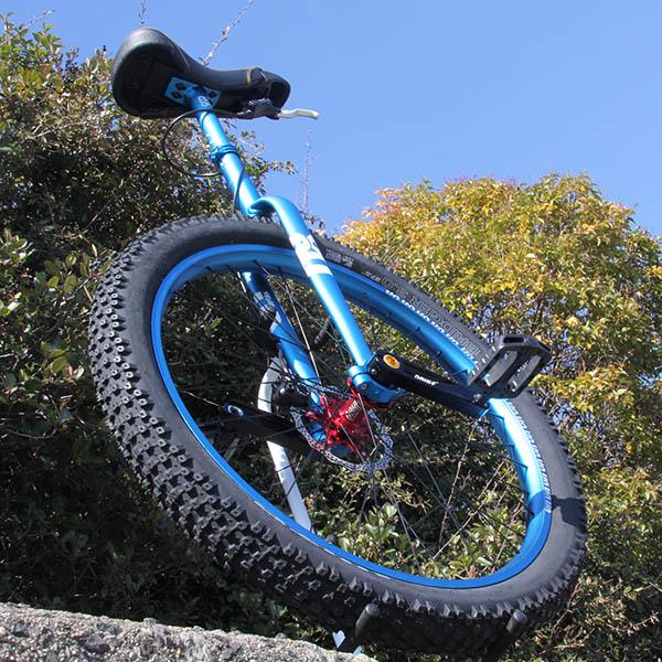 QU-AX - #RGB [27.5] 一輪車