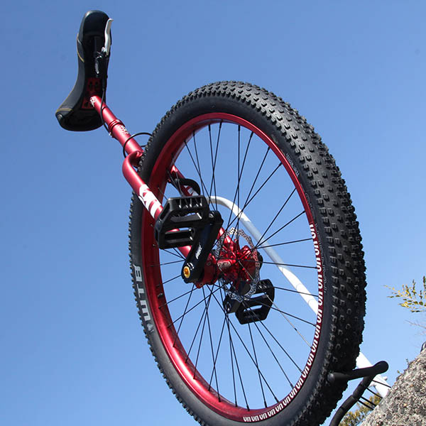 QU-AX - #RGB [29] 一輪車