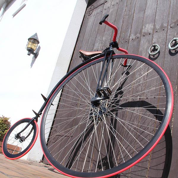 だるま自転車UDC - Penny Farthing [48
