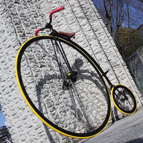 走行可能なだるま自転車UDC - Penny Farthing [50