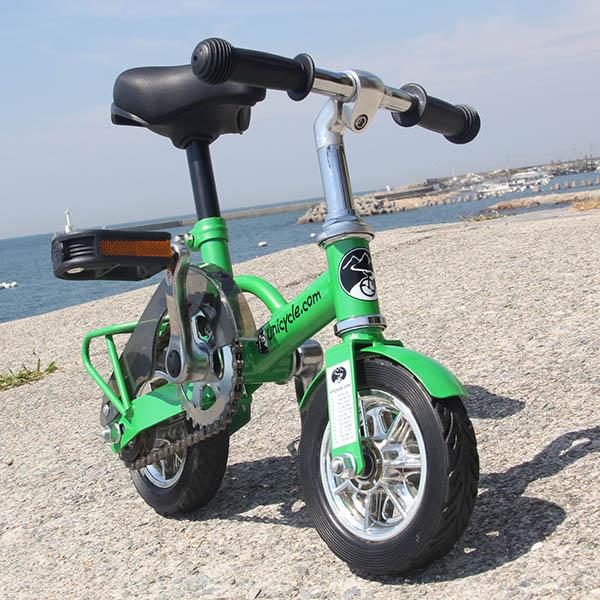 【変わった自転車】UDC - Mini-Bike