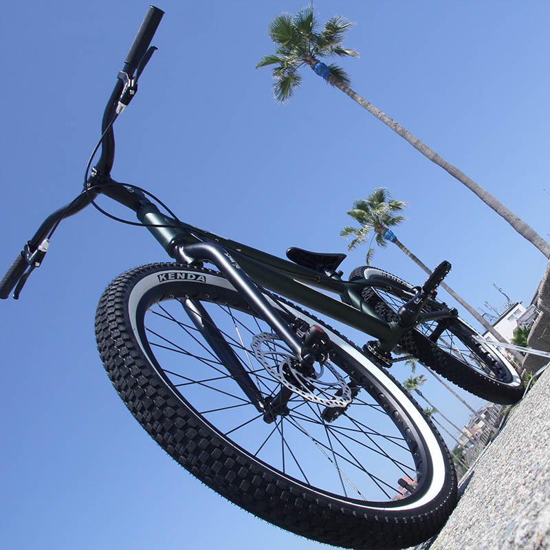 トライアル自転車FullMarks 24インチ【 KLONDIKE Disk 】