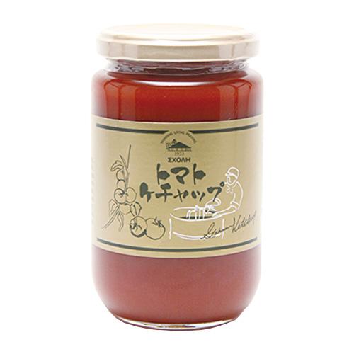 保存料不使用国産完熟トマトで作ったまろやかトマトケチャップ 大好評です 10種類以上の独自スパイスをブレンドした他にはないコクとまろやかな酸味が 370g 品質検査済 トマトケチャップ