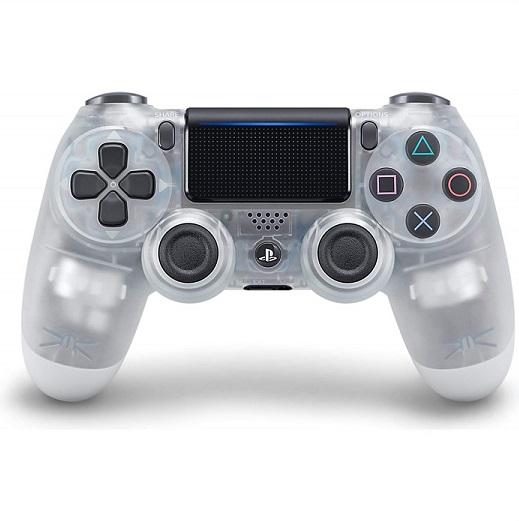 【PS4 純正】 デュアルショック 4 DUALSHOCK 4 ワイヤレスコントローラー クリスタル PlayStation 4/プレイステーション/プレステ/無線/クリア/コントローラー