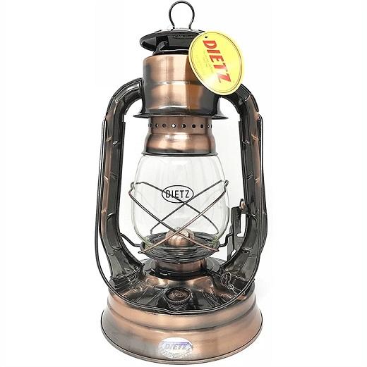 【Dietz デイツ 】 #8 エア パイロット オイル ランタン ブロンズ Air Pilot Oil Burning Lantern Bronze ハリケーンランタン/ランプ/キャンプ/BBQ/アウトドア/ランタン/釣り/防災