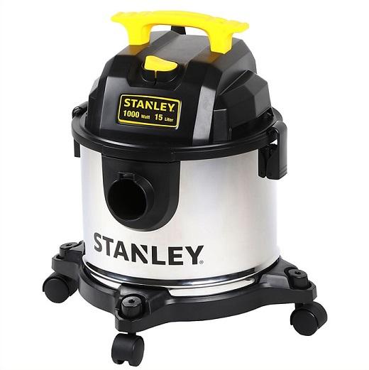 【送料無料】【STANLEY】乾湿バキュームクリーナー ステンレス製 ブロアー機能付き 乾湿両用掃除機/スタンレー/掃除機/クリーナー/業務用