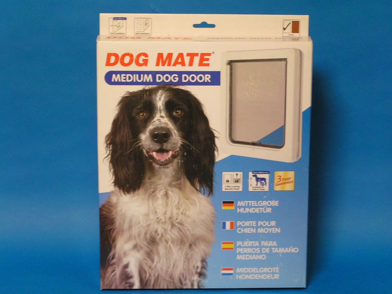 Akaciya R215w Dog Door White Medium Sized Dog Rakuten Global