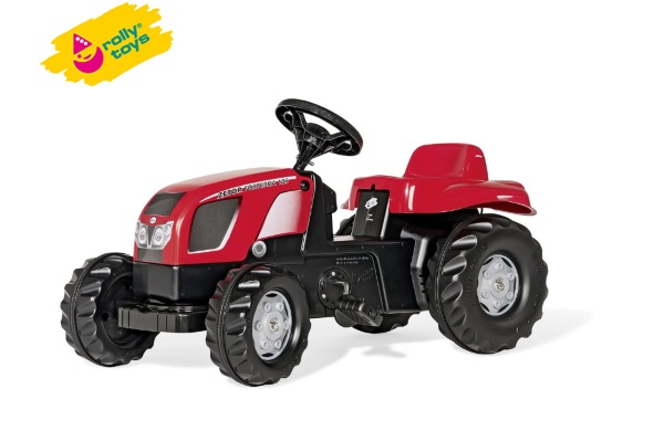 Rolly Toys(ロリートイズ) ロリーキッズ ゼトールキッズ (RT012152) はたらく車の乗用玩具   02P03Dec16