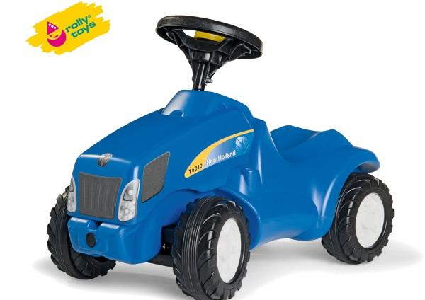 Rolly Toys(ロリートイズ) ロリーミニ ニューホランドミニ はたらく車の乗用玩具   02P03Dec16