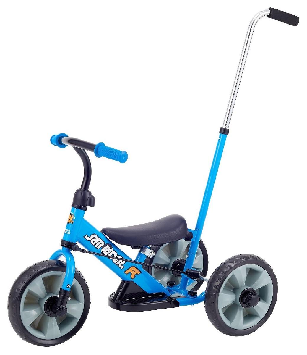 【ワールド】へんしん!サンライダーFC(3390 ブルー) 三輪車/おもちゃ/バースデープレゼント
