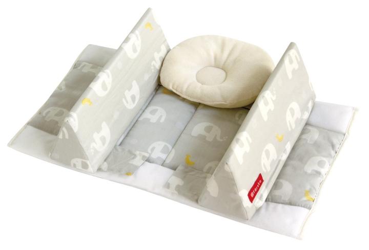 高品質 ファルスカ ベッドインベッド エイドエレファントバナナ 買い取り 746087 寝具小物 クッション ベビー用品 寝具 布団 ベッド小物 グランドール farska