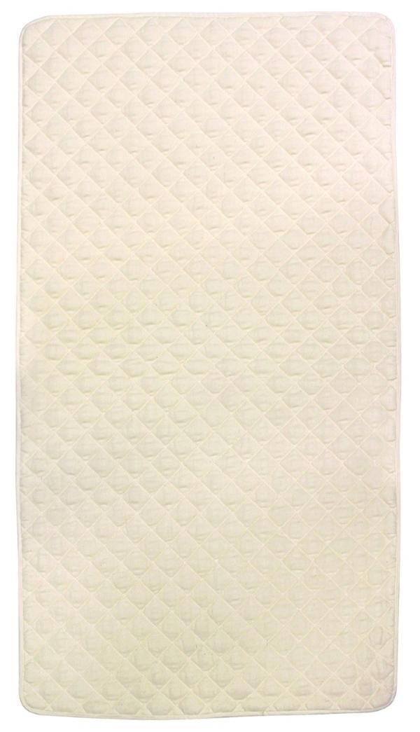 ファルスカ CB オーガニック Wガーゼ敷きパッド L (746104)寝具/グランドール/farska/ベッド小物/ベビー用品/寝具/布団/クッション