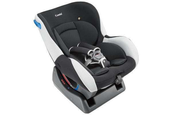 【コンビ】ウィゴー エッグショック LG ホワイト(WH)/新生児から4歳頃まで/チャイルドシート/メーカー保証【combi】